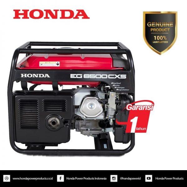Genset Honda EG6500CXS